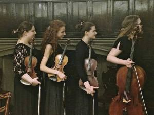 Janonyte quartet