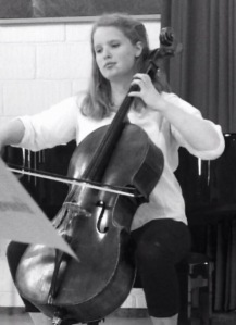 Hannah Robert's cello masterclasses summer 2015