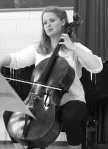 Hannah Robert's cello masterclasses summer 2015